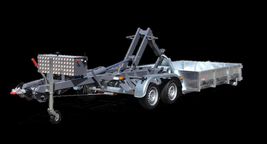 Customized trailers Wörmann Anhänger, Pkw Anhänger