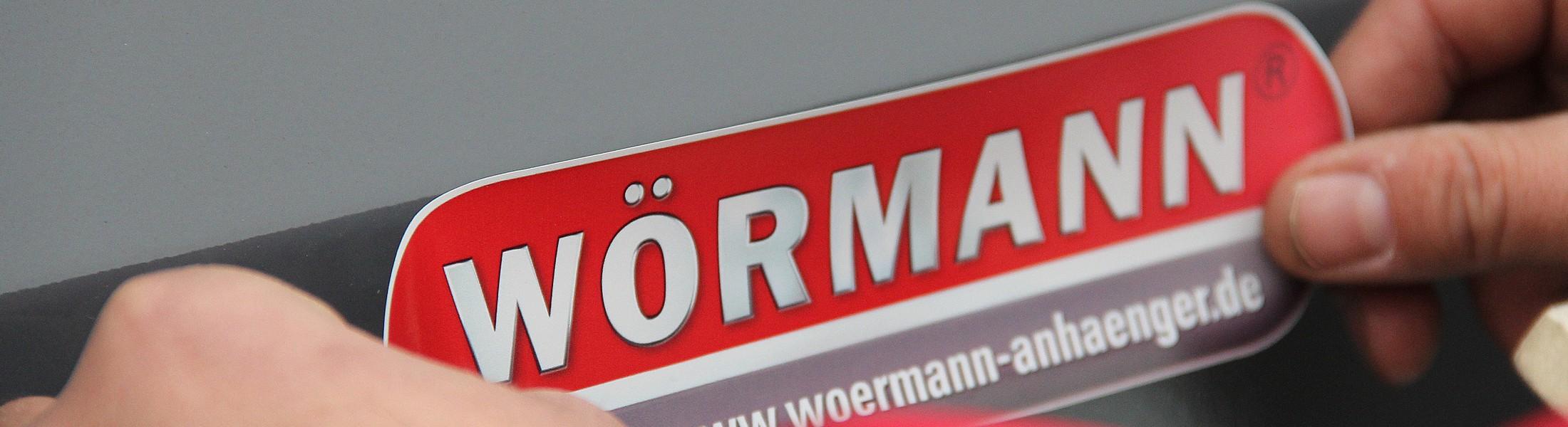 The Brand Wörmann Anhänger Pkw Anhänger Pferdeanhänger