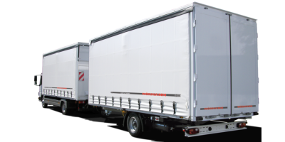 Flatliner curtainsider