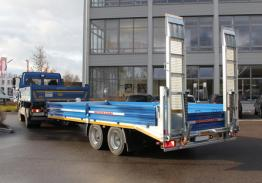 Handover of a Bau HL trailer!