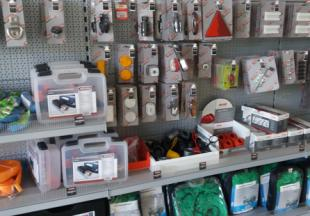 Online accessories and spare parts shop