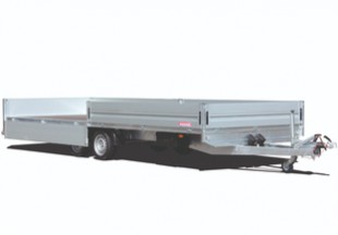 Maxima - the maximum in the high-bed trailer area