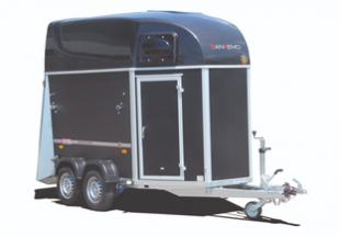Horse trailers SANREMO and SANREMO ALU - entry-level models with luxury equipment